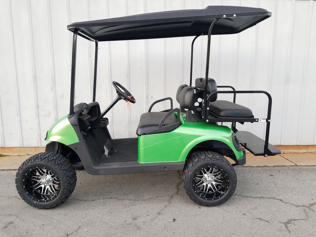 E-Z-GO RXV 48V REFURB (MONSTER GREEN)
