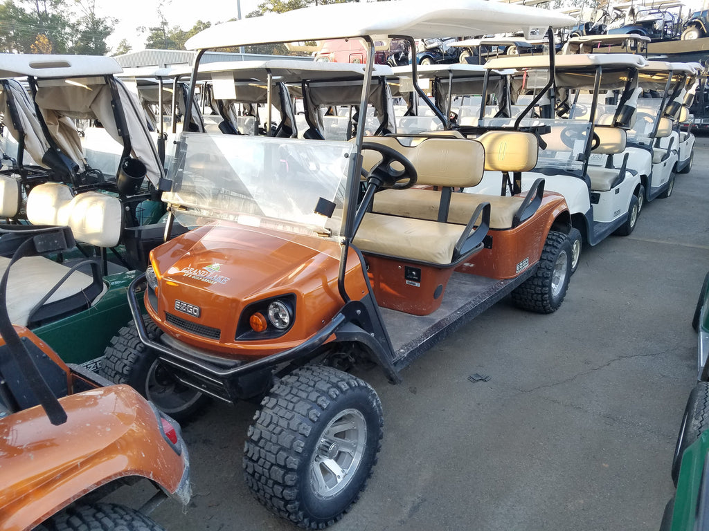 2014 CUSHMAN SHUTTLE L6 GAS 13HP PERSONAL TRANSPORT VEHICLE