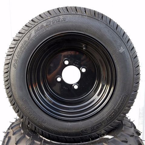 AGC 10/LP STEELIES -- GLOSS BLACK