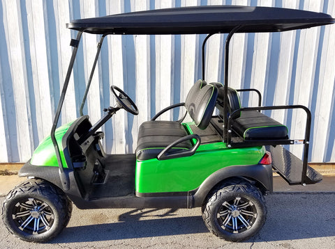 CLUB CAR PRECEDENT 48V REFURB (GREEN)