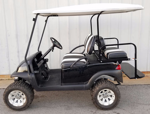 CLUB CAR PRECEDENT 48V REFURB (BLACK)
