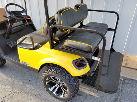E-Z-GO TXT 48V REFURB (YELLOW)