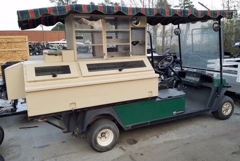2012 CUSHMAN REFRESHER GAS 13HP UTILITY VEHICLE