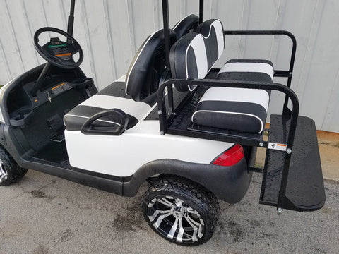 CLUB CAR PRECEDENT 48V REFURB (WHITE)
