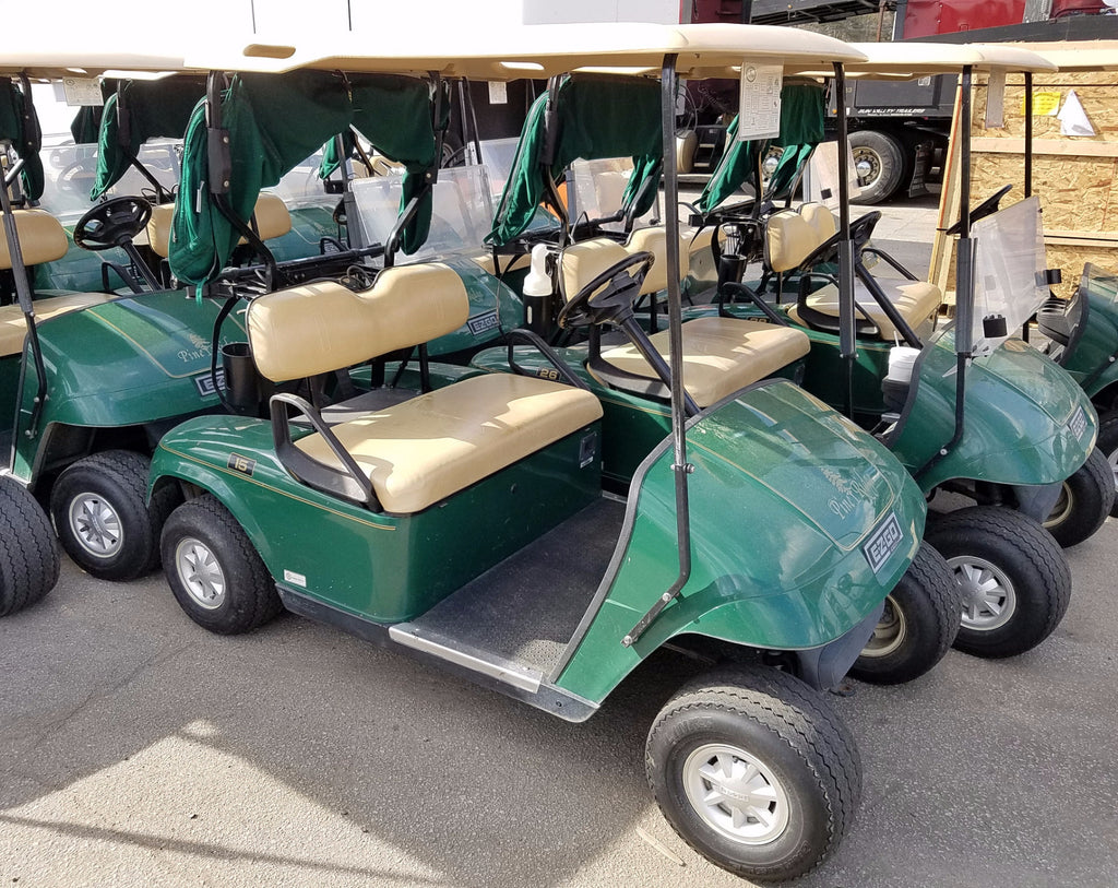 2009 E-Z-GO TXT 36V ELECTRIC GOLF CAR