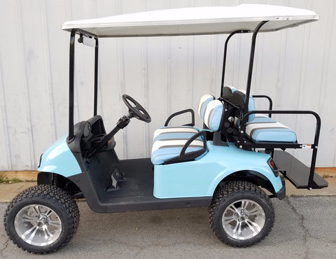 E-Z-GO RXV 48V REFURB (LIGHT BLUE)