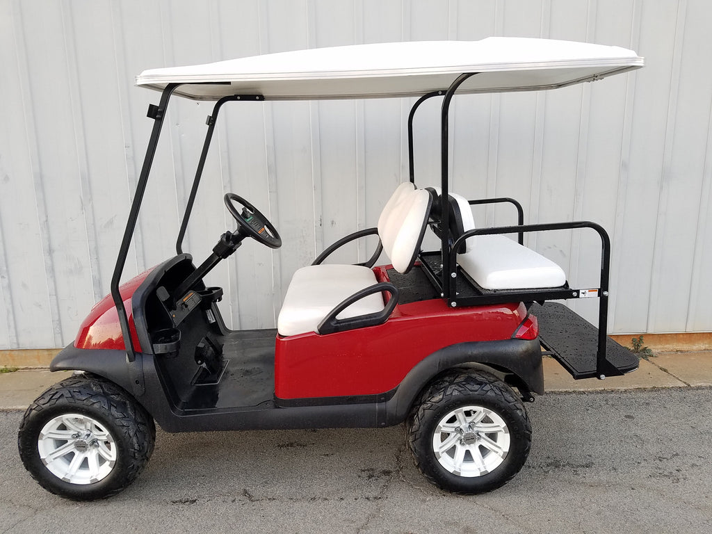 CLUB CAR PRECEDENT 48V REFURB (RED)