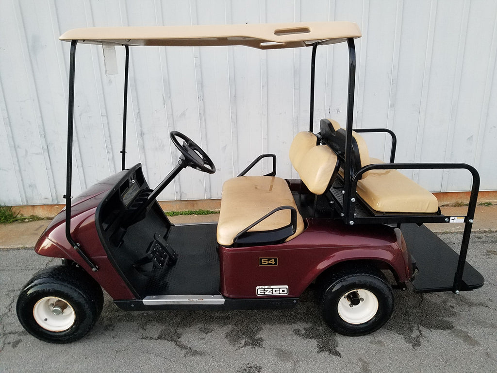 2012 E-Z-GO TXT 48V ELECTRIC GOLF CAR