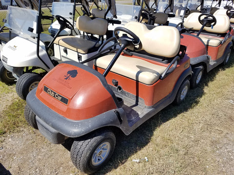 2012 CLUB CAR PRECEDENT 48V ELECTRIC GOLF CAR