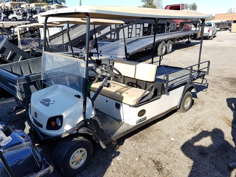 2012 CUSHMAN SHUTTLE 2 48V ELECTRIC UTILITY VEHICLE