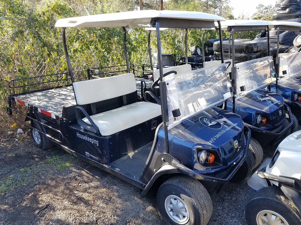 2014 CUSHMAN SHUTTLE 2 48V ELECTRIC UTILITY VEHICLE