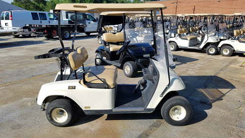 2008 EZGO TXT 36V ELECTRIC FLEET CAR