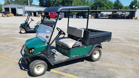 2015 CUSHMAN HAULER 1200 GAS 13HP UTILITY VEHICLE