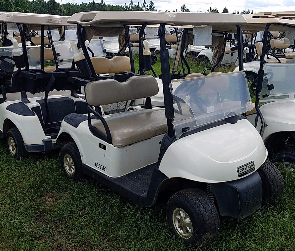2009 EZGO RXV 48V ELECTRIC FLEET CAR
