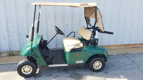 2012 EZGO TXT 48V ELECTRIC FLEET CAR