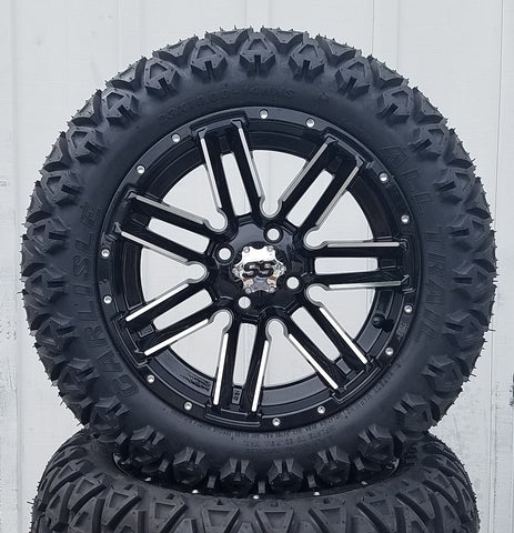 "AGC 14"" MOTO OFFROAD - MACHINED/BLACK"