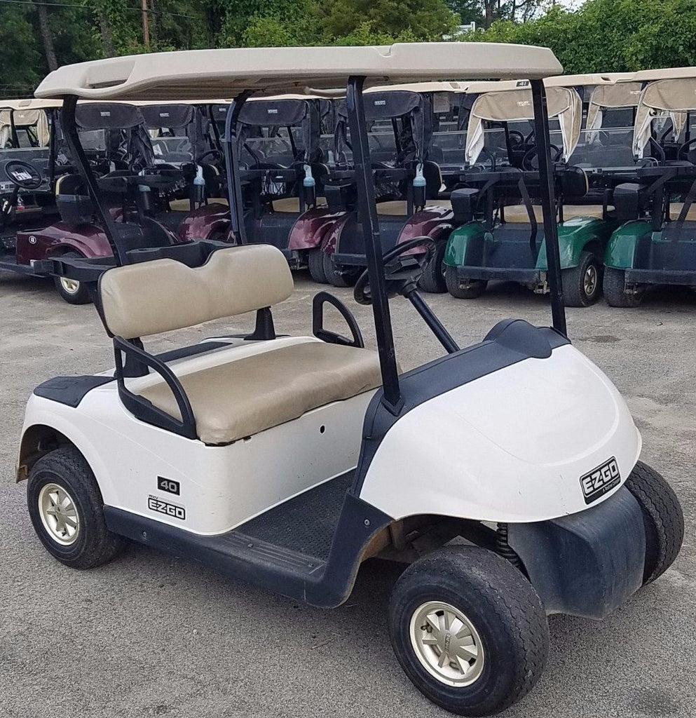 2010 EZGO RXV 48V ELECTRIC FLEET CAR