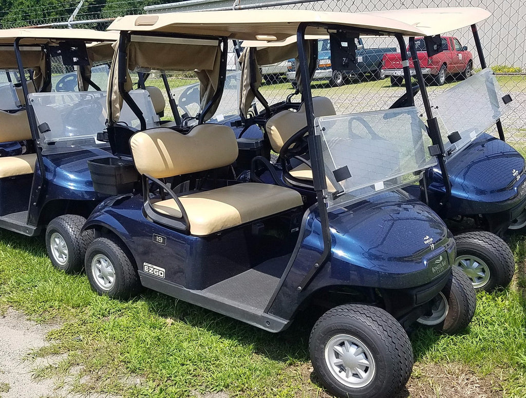 2016 EZGO TXT  48V ELECTRIC FLEET CAR (BONITA BAY)