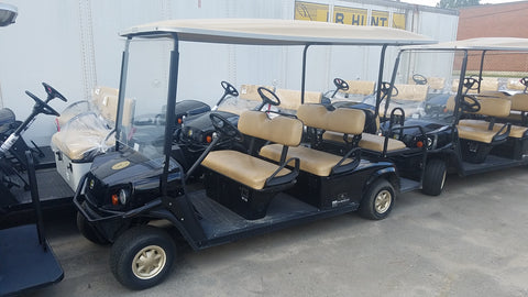 2013 CUSHMAN SHUTTLE 6 - 48V ELECTRIC