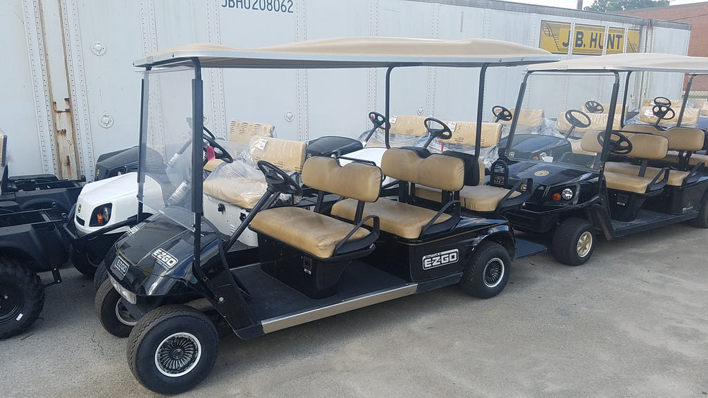 2009 CUSHMAN SHUTTLE 6 - 48V ELECTRIC