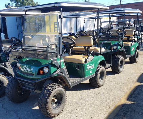 2014 EZGO S4 2+2 HUNTING EDITION