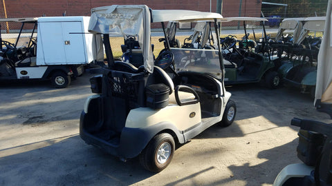 2013 CLUB CAR PRECEDENT 48V ELECTRIC FLEET CAR
