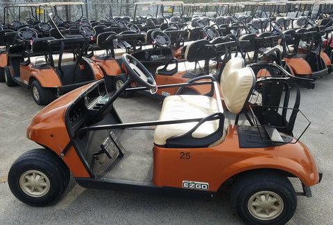 2014 EZGO TXT 48V ELECTRIC FLEET CAR
