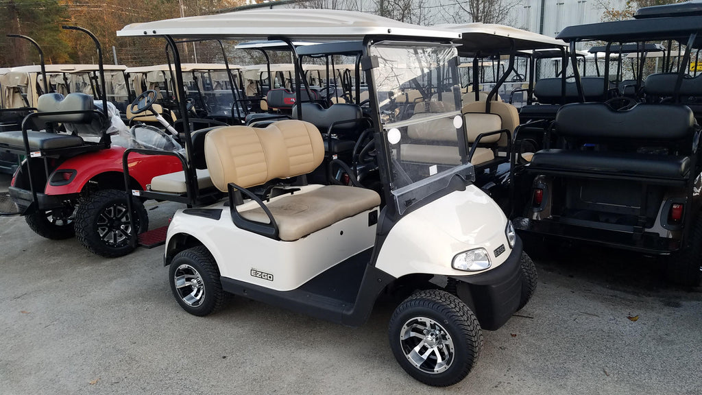 2016 EZGO RXV 48V ELECTRIC 4-PASSENGER CAR (EDISTO BEACH)