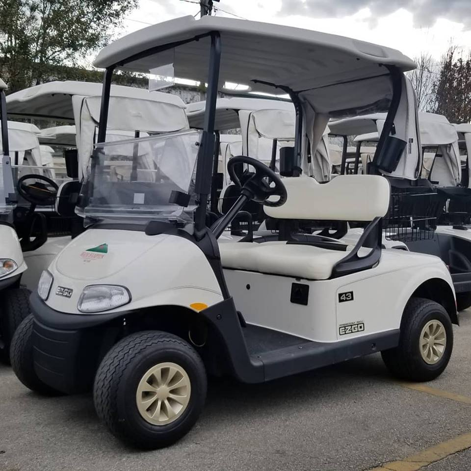 2018 EZGO RXV 48V - FREEDOM MODEL (PRE-OWNED)