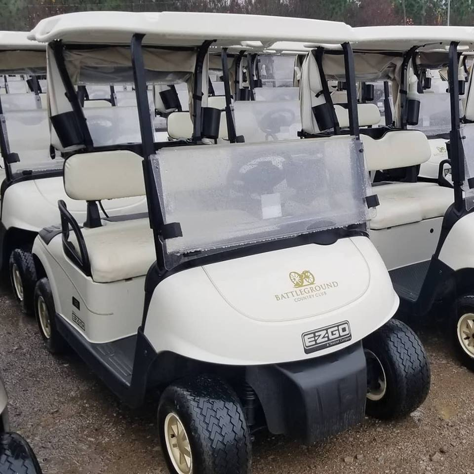 2015 EZGO RXV 48V - FLEET MODEL (PRE-OWNED)