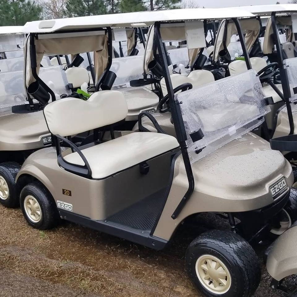 2018 EZGO ELITE TXT LITHIUM 48V - FLEET MODEL (PRE-OWNED)
