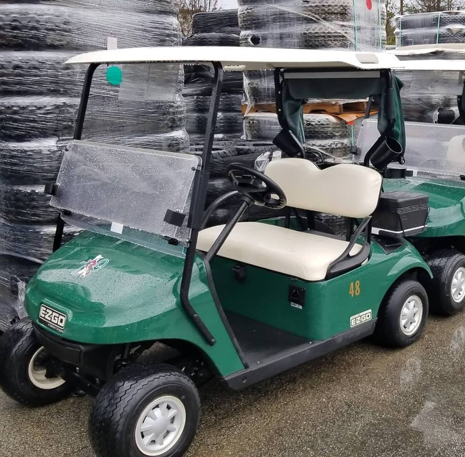 2016 EZGO TXT 48V - FLEET MODEL (PRE-OWNED)