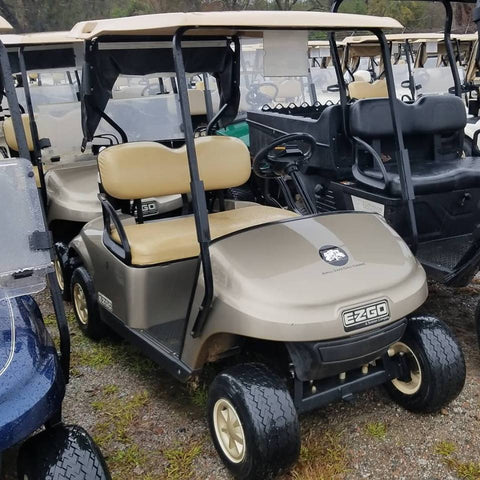 2015 EZGO TXT GAS - FLEET MODEL (PRE-OWNED)
