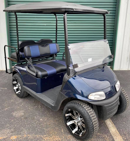 BLUE EZGO RXV 48V GOLF CART - Call Holly 706-910-6055
