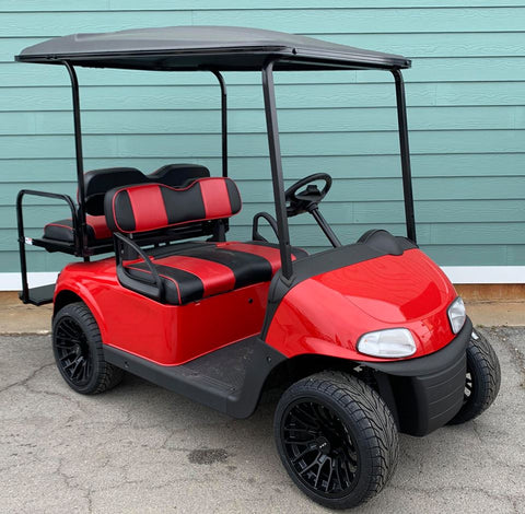 RED EZGO RXV 48V GOLF CART - Call Holly 706-910-6055
