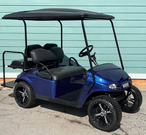 BLUE EZGO TXT 48V GOLF CART - Call Holly 706-910-6055