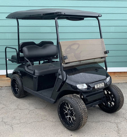 BLACK EZGO TXT 48V GOLF CART - Call Holly 706-910-6055