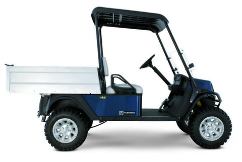 Cushman Hauler 1200X (48V Electric)