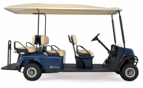 Cushman Shuttle 6X (48V Electric)