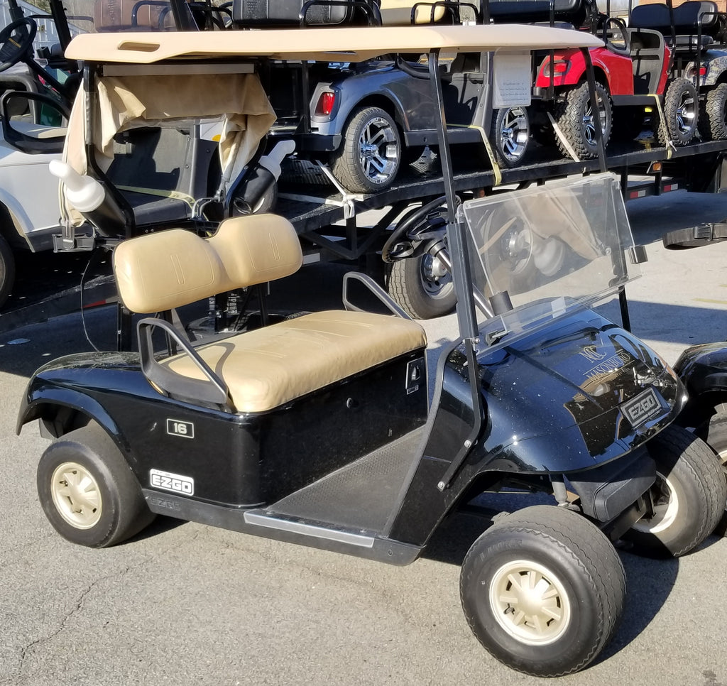 2013 EZGO TXT 48V ELECTRIC FLEET CAR (Masonboro CC)