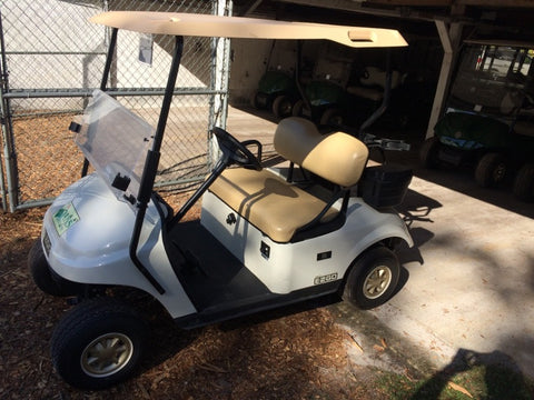 2016 E-Z-GO TXT GAS 13HP GOLF CAR (IN-BOUND)