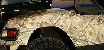 Camouflage Dipped (Realtree or Mossy Oak)