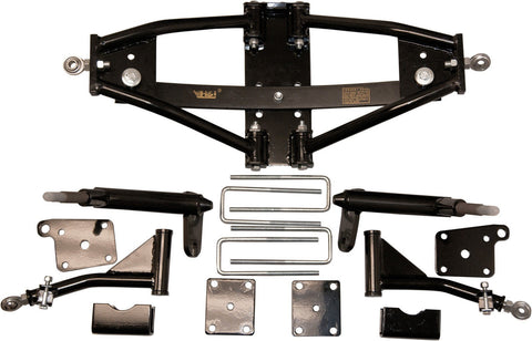 "Club Car Precedent 3.5"" A-Arm Lift Kit (Clears 21"" Tires)"