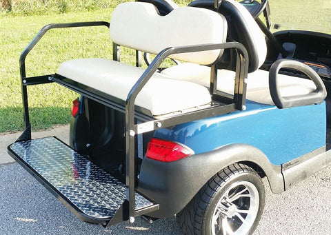Club Car Precedent - Aluminum Rear Seat Kit