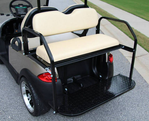 Club Car Precedent - Steel Rear Seat Kit