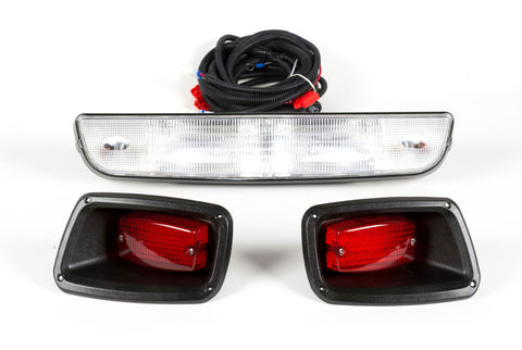 E-Z-GO TXT LIGHT BAR - DELUXE HARNESS