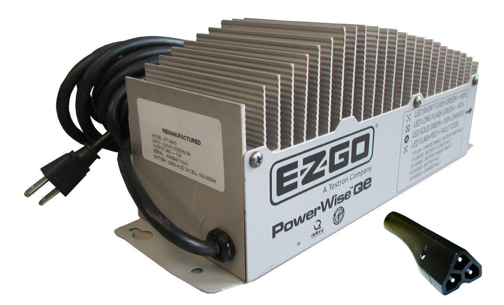 E-Z-GO Refurbished 48V Charger