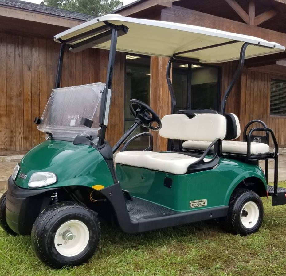 2018 EZGO RXV 48V - FREEDOM 2+2 MODEL (PRE-OWNED)