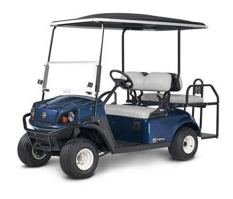 CUSHMAN SHUTTLE 2+2 (GAS/ELECTRIC)
