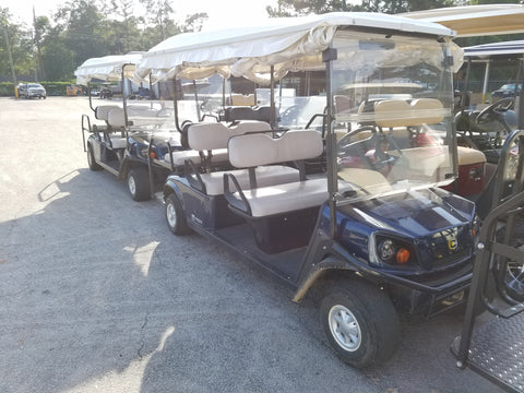 2013 Cushman S6 Shuttle 48V Electric (CALL FOR PRICING)